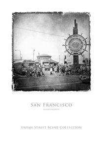 USSC San Francisco Fishermans Wharf von Stefan Kloeren