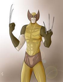 Wolverine Color Concept by Robert Gonzalez
