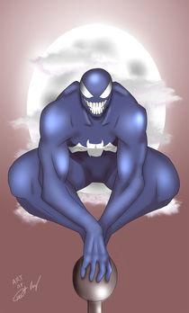 Midnight Venom by Robert Gonzalez