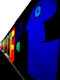 Berlin Wall by Karina Stinson