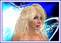 Blue Fairy by Assie Schell