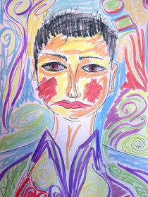 Selfportrait by Raul Raziel