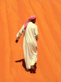 Jordan Desert by Karina Stinson