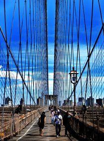 Brooklyn Bridge by Karina Stinson