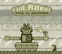 Evil Robot Stole My Girlfriend von Robert Podgorski