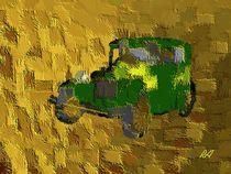 Oldtimer -Ford - by netteart