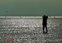Strandliebe by Udo Schiffgen
