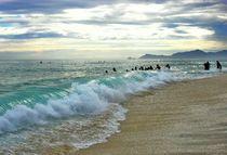 Brazilian Waves by Karina Stinson