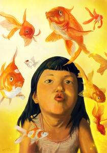 Goldfish by Marcus Park