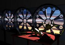 Scultpure-at-dawn-hmremi-artflakes