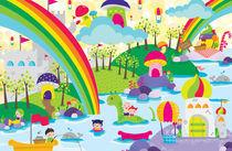 Rainbowlandlap