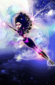 Superhero von Stacey Renee Bowers