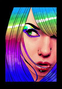 Rainbow Warrior von Laree Alexander