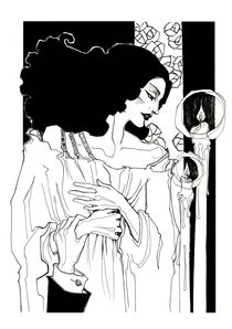 Ligeia by Rosaria Battiloro