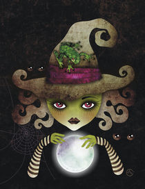 Wicked Witch von Sandra Vargas