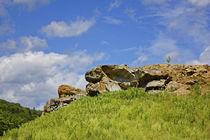 Unusual Rock Formation von Yvonne M Remington