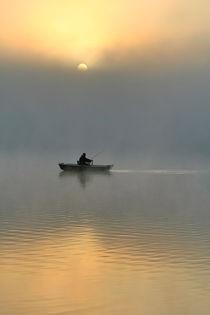 Einsame Stille von Jana Behr