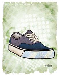 Be Original - Vans 2 by Dave Conrey