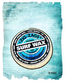 Surf Wax Made in California by Dave Conrey