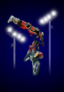 Motocross Freestyle by Ashley Pennington