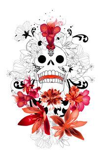 'Calavera' von Miriam Castillo