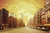 New York by Cristobal Ladron de Guevara