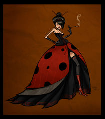 Lady Bug by ron-ilustrador