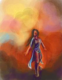 enlightment von Lina Tarek