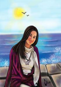 one fine day by Lina Tarek