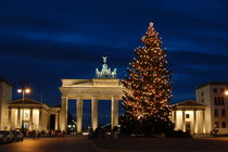 Brandenburger Tor by Rolf Rothe