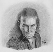 Alexey Bulgakov by Olesya Ovsyannikova