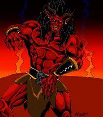 Enter Dai Satan by Will  Burton