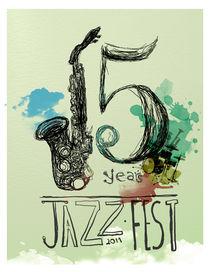 Jazz Fest by Juan Pablo Dueñas Baez