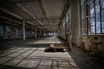 Fabrik von Olaf Scheppmann