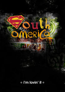 South america by Juan Pablo Dueñas Baez