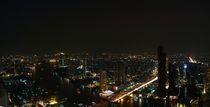 Bangkok at night by littlepeak