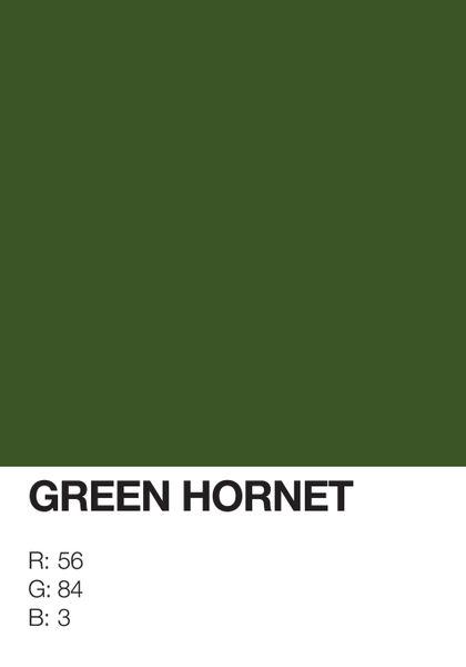 Green-hornet-pantone