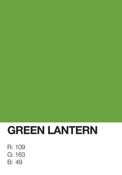 Green-lantern-pantone