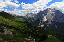 Gebirge von Wolfgang Dufner