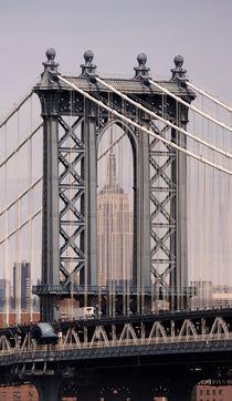 Manhattan Bride und Empire State Building von buellom