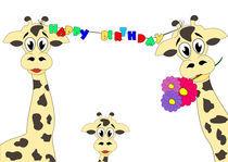 Happy Birthday von deboracilli