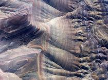 Steinstrukturen von oben by buellom