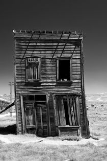 Ghosttown Bodie, California, usa von Marc Mielzarjewicz
