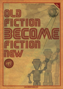 OLD FICTION ONE by ARG Estudio design