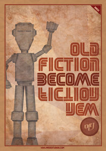 OLD FICTION TWO by ARG Estudio design