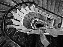 Stairs by NEVZAT BENER ALADAGLI
