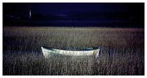 Lonely Boat by NEVZAT BENER ALADAGLI