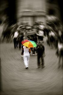 'Colourful Splash' by Rebekah Kamsky