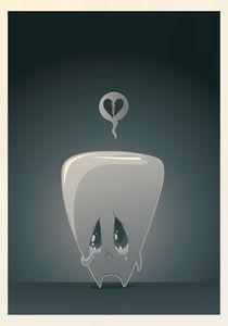 sensitive tooth by raeioul