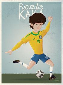 Ricardo Kaká by raeioul